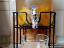 Pfirsich - Eistee mit grünem Tee - Rezept - Bild Nr. 2