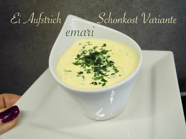 Ei Aufstrich - leichte Schonkost Variante - Rezept - Bild Nr. 9