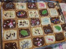 Bunter-Keks-Kuchen - Rezept - Bild Nr. 2