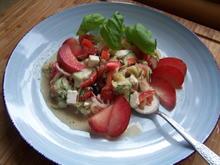 Kleiner Salat mit bunten Gemüse - Rezept - Bild Nr. 11
