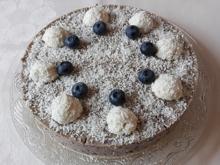 Kleine Kokos - Heidelbeer - Torte - Rezept - Bild Nr. 2