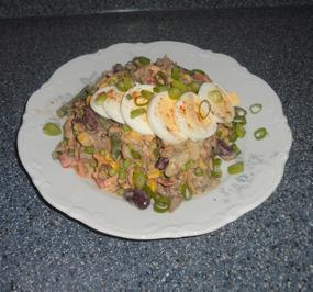Teuflischer Salat - Rezept - Bild Nr. 2
