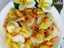 Rettichsalat mit Ananas und Ingwer - Rezept - Bild Nr. 2