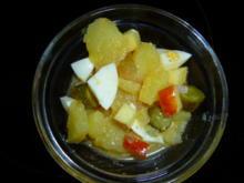 Kartoffelsalat mit Essig und Öl - Rezept - Bild Nr. 2