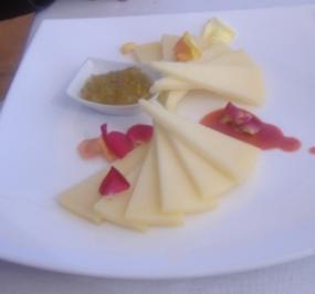 Platillo de Queso ( Tellerchen mit Käse ) - Rezept