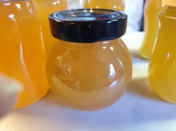 Zitronen-Zuckermelonen Marmelade - Rezept - Bild Nr. 5