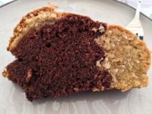Marmorkuchen mit Kaffee - Rezept - Bild Nr. 2