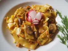 Pasta mit Bandnudeln und Gemüsemix - Rezept - Bild Nr. 2
