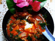 Sparerib-Suppe mit Rettich - Rezept - Bild Nr. 2