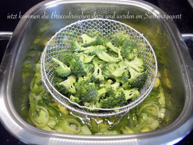 Schonkost - Broccoli Süppchen - Rezept - Bild Nr. 6