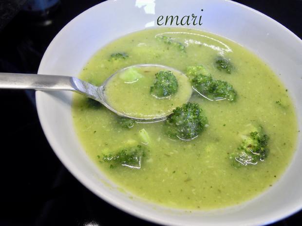 Schonkost - Broccoli Süppchen - Rezept - Bild Nr. 13
