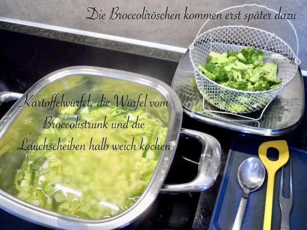 Schonkost - Broccoli Süppchen - Rezept - Bild Nr. 12
