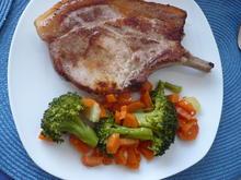 Tomahawk - Steak rückwärts gebraten - Rezept - Bild Nr. 2