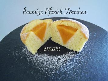 flaumige Pfirsich Törtchen - Rezept - Bild Nr. 22
