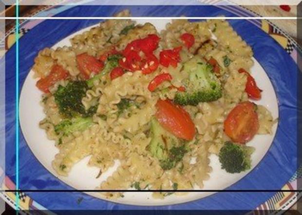 Chili-Brokkoli-Nudeln - Rezept - Bild Nr. 2
