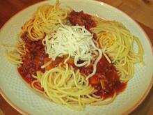 Spaghetti Bolognese - Rezept - Bild Nr. 2