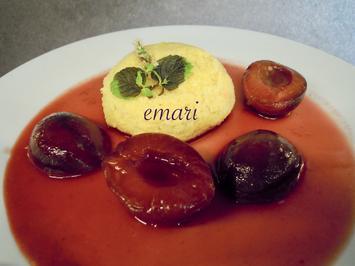 süße Polenta Auflauf Törtchen - Rezept - Bild Nr. 11150