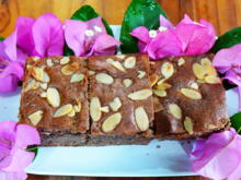 Mandelkuchen mit Schokolade ala Delicio - Rezept - Bild Nr. 2