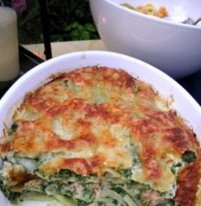 44 Spinat Lachs Lasagne Rezepte Kochbarde