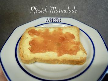 Pfirsich Marmelade mit Hicks - Kochbar Challenge 9.0 2020 - Rezept - Bild Nr. 2