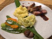 Duck trifft deutsches Doppel: Teryaki-Ente mit asiatischem Gemüse - Rezept - Bild Nr. 2