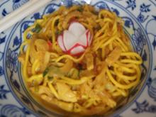 Curry-Mienudeln - Rezept - Bild Nr. 2
