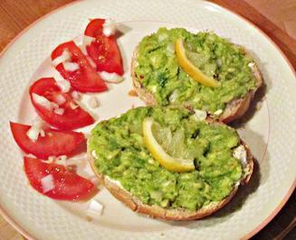 Guacamole-Pikante Acocado-Zubereitung - Rezept - Bild Nr. 2