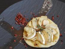 Ziegenkäse-Apfel-Tartelette - Rezept - Bild Nr. 2