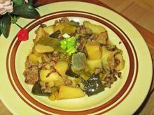 Kartoffel-Porreepfanne-Kochbar Challenge 9.0 - Rezept - Bild Nr. 2