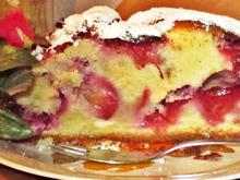 Pflaumenkuchen - Rezept - Bild Nr. 2
