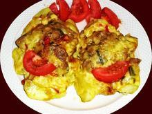 Kartoffel deftig gefüllt mit Käse überbacken-Kochbar Challenge 9.0 - Rezept - Bild Nr. 2