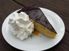 Apfelkuchen mit Schokoladendecke - Kochbar Challenge 9.0 (2020) - Rezept - Bild Nr. 2