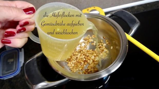 Schonkost - leckere Haferflockensuppe - Rezept - Bild Nr. 4