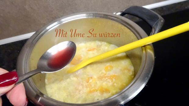 Schonkost - leckere Haferflockensuppe - Rezept - Bild Nr. 12