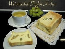 Weintrauben Topfen Kuchen - Rezept - Bild Nr. 11417