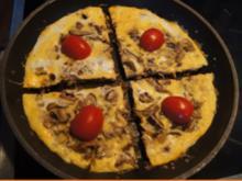 Waldpilz-Omelett - Rezept - Bild Nr. 2