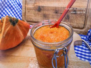 Köstliche Kürbismarmelade - Rezept - Bild Nr. 2
