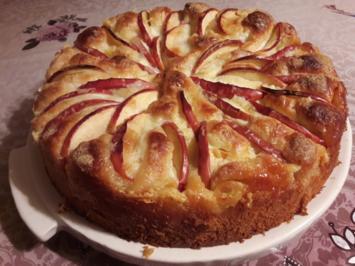 Apfel-Hefekuchen - Rezept - Bild Nr. 2