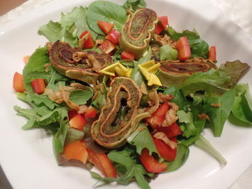 Maultaschen-Salat - Rezept - Bild Nr. 11378