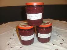 Trauben - Feigenmarmelade - Rezept - Bild Nr. 2