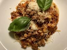 Sauce Bolognese - Rezept - Bild Nr. 3