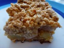 Oma´s krümliger Apfelkuchen vom Blech=Kochbar Challenge 10.0 (Oktober 2020) - Rezept - Bild Nr. 2
