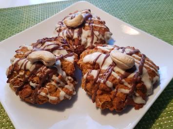 Pumpkin-Cookies - Kochbar Challenge 10.0 (Oktober 2020) - Rezept - Bild Nr. 11515