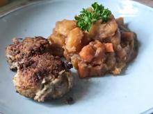 Kartoffel - Suppengemüse mit kleinen Frikadellen - Rezept - Bild Nr. 3