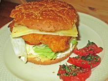 Schnitzel-Burger - Rezept - Bild Nr. 2