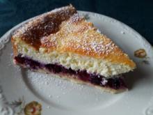 Quarkkuchen mit Blaubeeren - Rezept - Bild Nr. 2