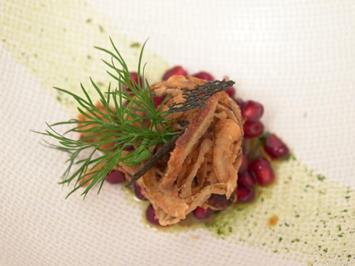 Petersilienwurzelsuppe mit karamellisierten Zwiebeln und Bauernbrot - Rezept - Bild Nr. 2