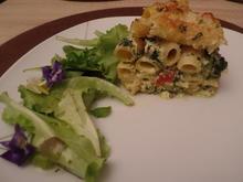 Nudel-Gemüse-Torte - Rezept - Bild Nr. 11560