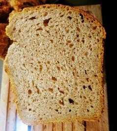 Toastbrot mit Sauerteig - Rezept - Bild Nr. 2