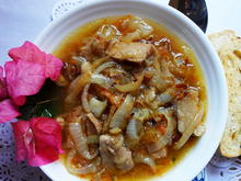 Bäuerliche Zwiebelsuppe – Cipollata - Rezept - Bild Nr. 2
